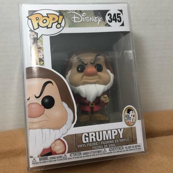 Funko Pop! Grumpy